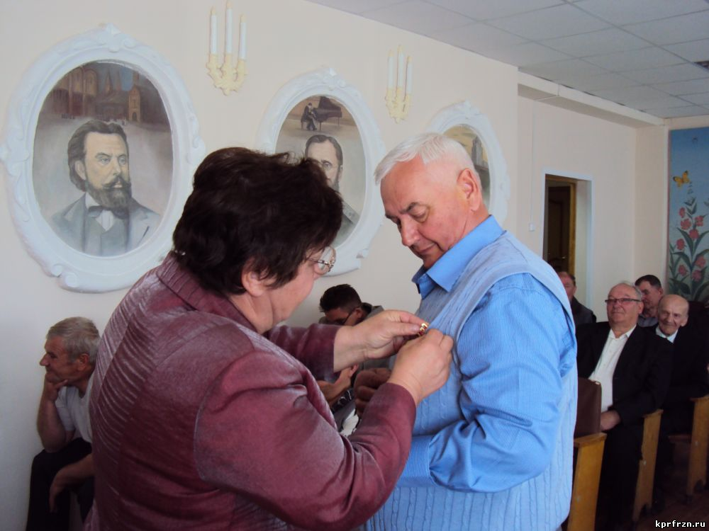 Милославский район. Депутатская вертикаль КПРФ работает
