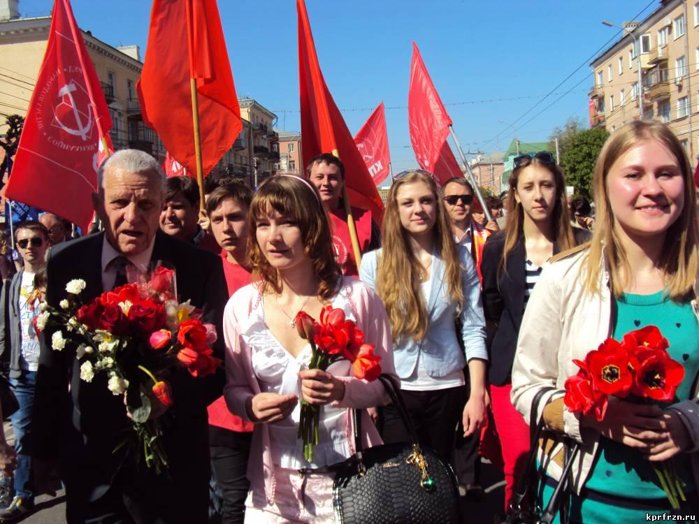 Зачем молодым Ленин? По материалам АиФ Рязань.