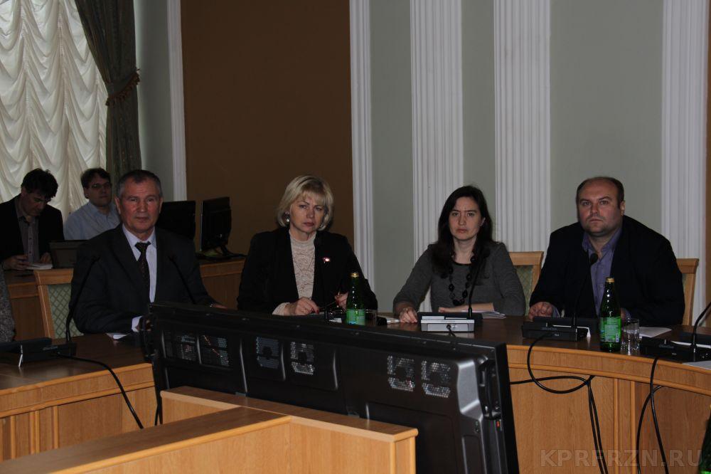Фракция КПРФ в Рязанской городской Думе не поддержала проект бюджета на 2017 год и плановый период 2018-2019 г.г.