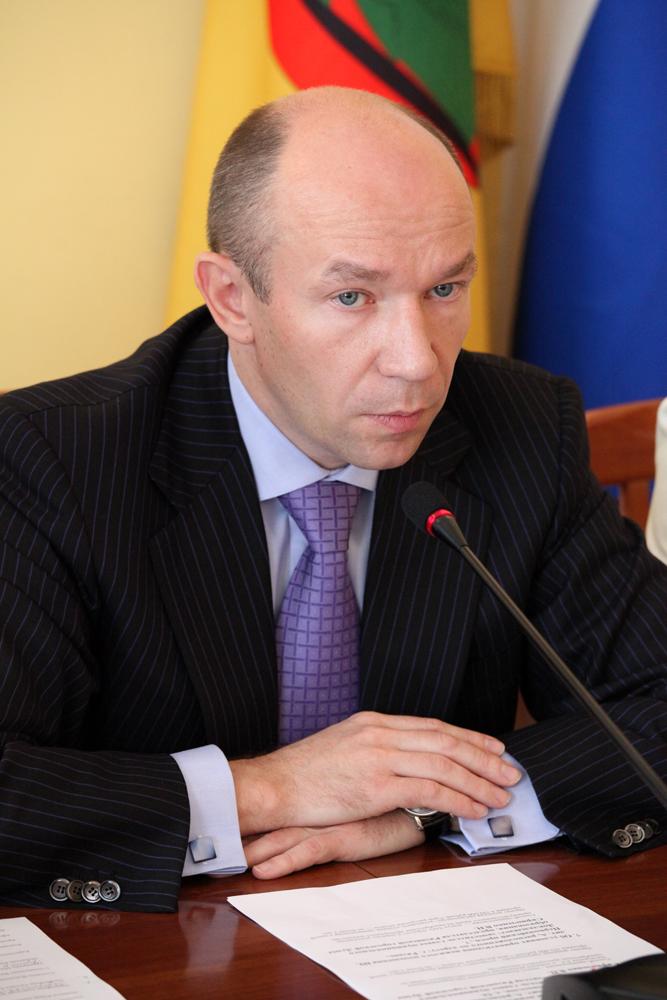 Глава Рязани Ф.И. Провоторов подал в отставку