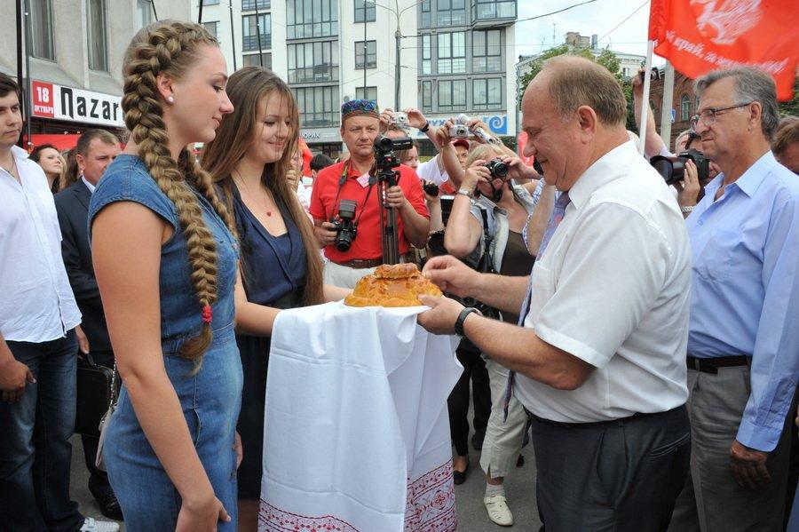 Вставайте, люди русские! Народное Вече в Нижнем Новгороде дало наказ созданному Всероссийскому Народному ополчению