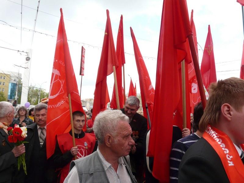 День Победы в Рязани 2011