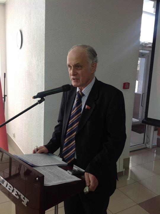 В Рязани начал работу II совместный Пленум Комитета и КРК Рязанского областного отделения КПРФ