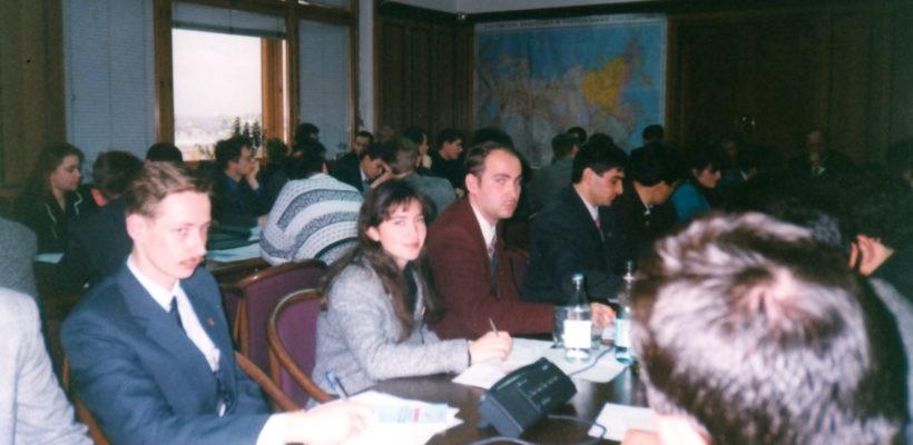 Молодёжному «крылу» КПРФ – 20 лет