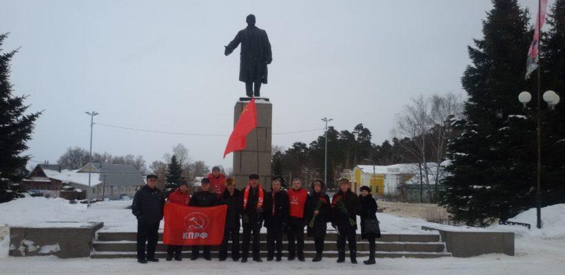 Совет с В.И. Лениным