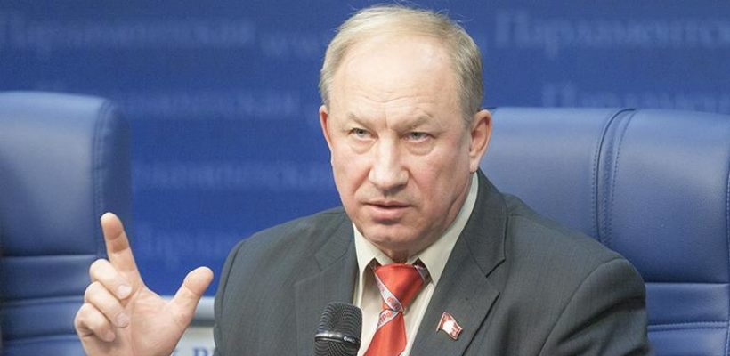 В.Ф. Рашкин: Мир во время чумы