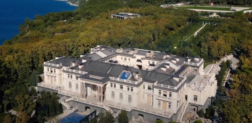 Кремль ответил на расследование о «дворце Путина»