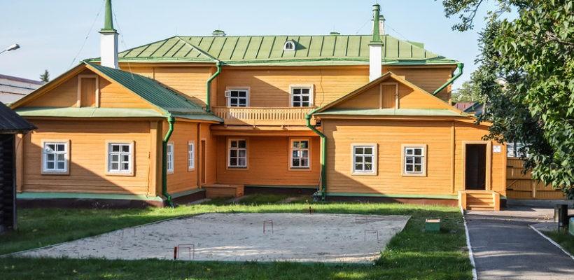 В родных стенах Владимира Ильича