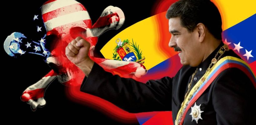 Президент Мадуро: против Венесуэлы ведется война нового вида