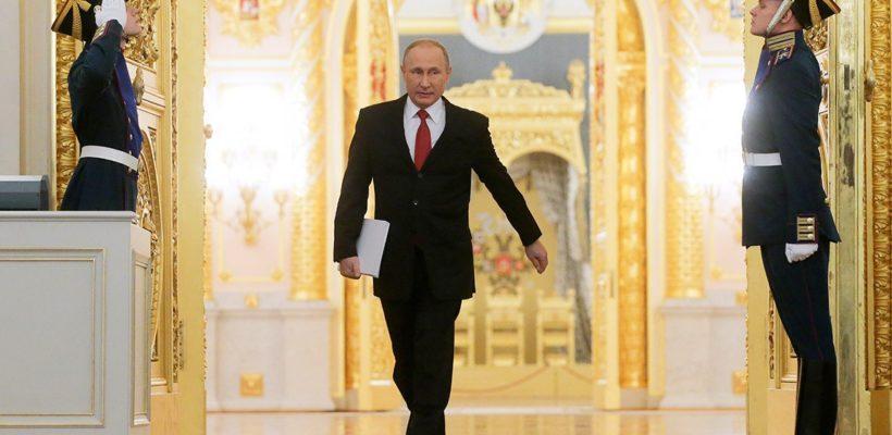 Bloomberg: Путин останется у власти по плану «Б»
