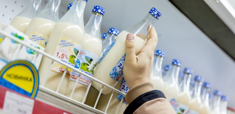 Эрзац-молоко для нищих