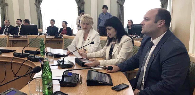 Фракция КПРФ выступила против приватизации прибыльных МУПов