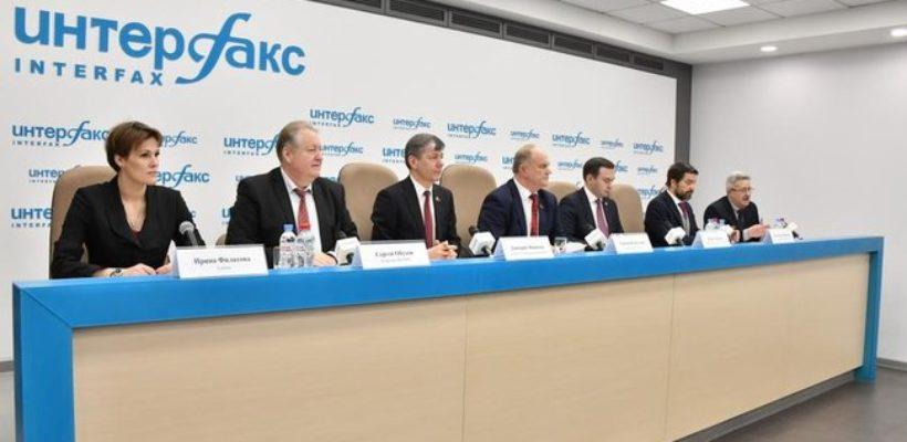 Г.А. Зюганов: Уберечь страну от политического дефолта!