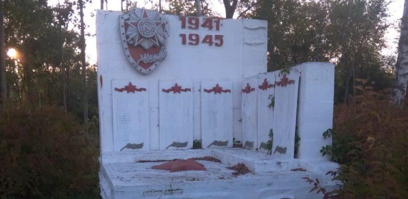 Жители Бусаево отстояли памятник Воинам-освободителям