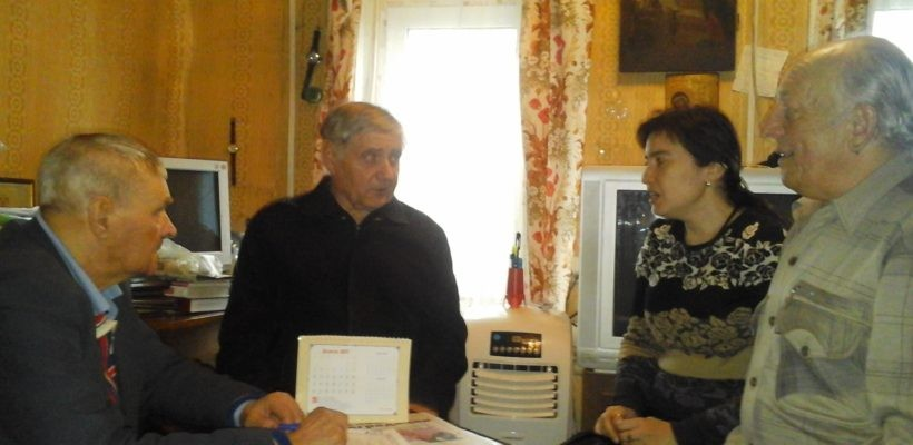Рабочая поездка секретаря обкома КПРФ