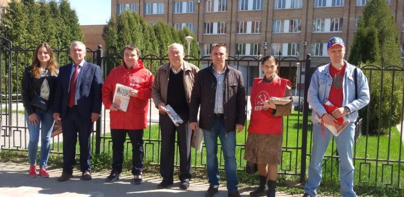 Рязанские студенты тянутся к «Правде»