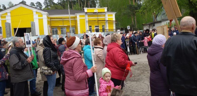 День Победы в Солотче