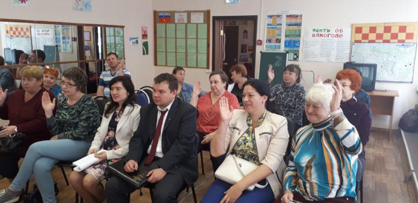 Райкомы КПРФ продолжают обсуждение итогов XVII Съезда партии, подготовку и проведение выборной кампании