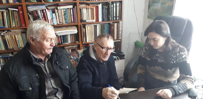 Выездные встречи с партийным активом – практика работы членов Рязанского обкома КПРФ