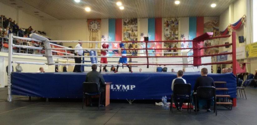 Чемпионат юных боксёров