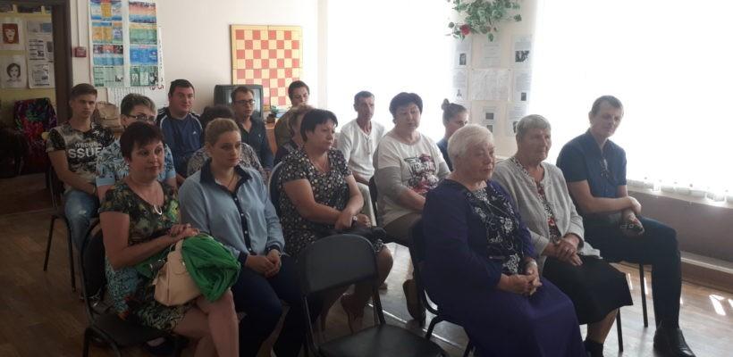 В местных отделениях КПРФ активно идет процесс выдвижения кандидатов в депутаты и на должности глав поселений