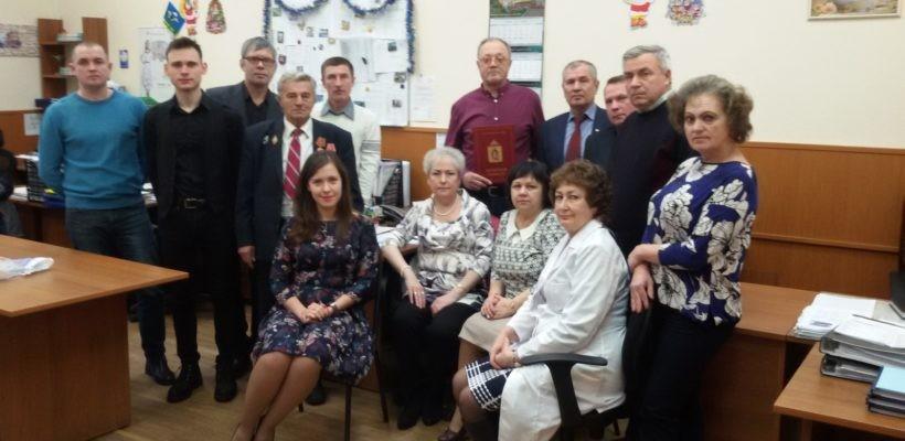 Состоялась встреча депутата с трудовым коллективом Радиозавода