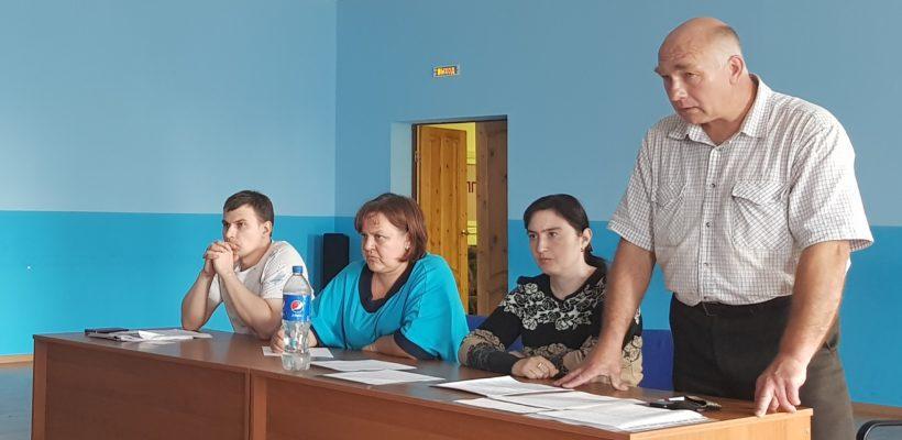 Районные и городские отделения КПРФ выдвинули кандидатов на муниципальные выборы