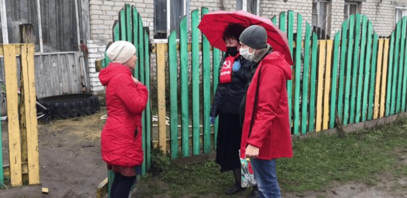 Всероссийская акция «Своих не бросаем!» в Сасово