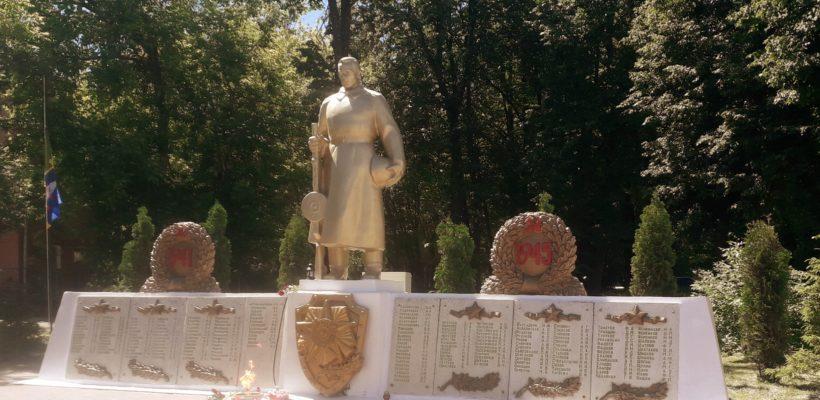 В День памяти и скорби клепиковские коммунисты возложили цветы к памятнику солдату-освободителю