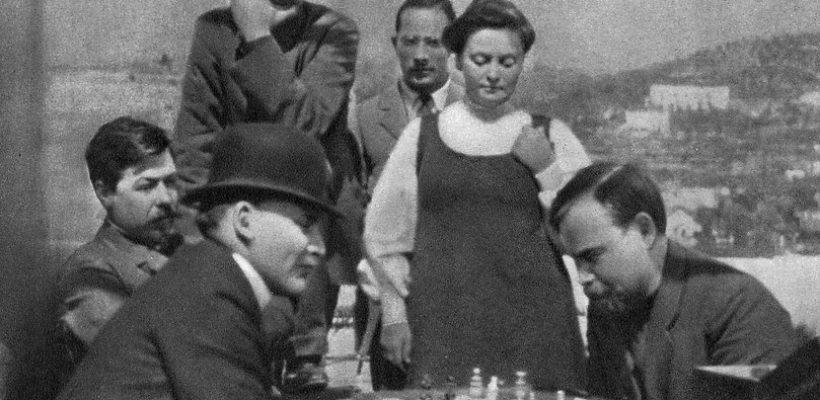 В.И. Ленин и шахматы