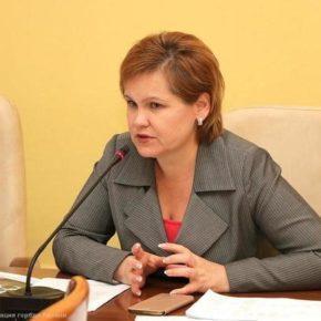 Депутаты-коммунисты проголосовали против избрания Елены Сорокиной мэром