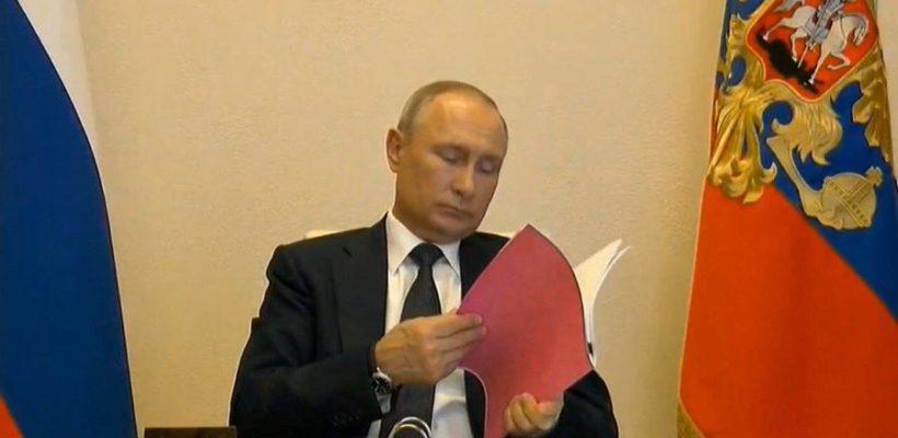 Сергей Обухов про шестое телеобращение Путина эпохи коронавируса. Послесловие