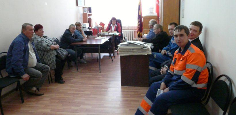 В Сасово состоялось первое заседание бюро ГК КПРФ в новом составе
