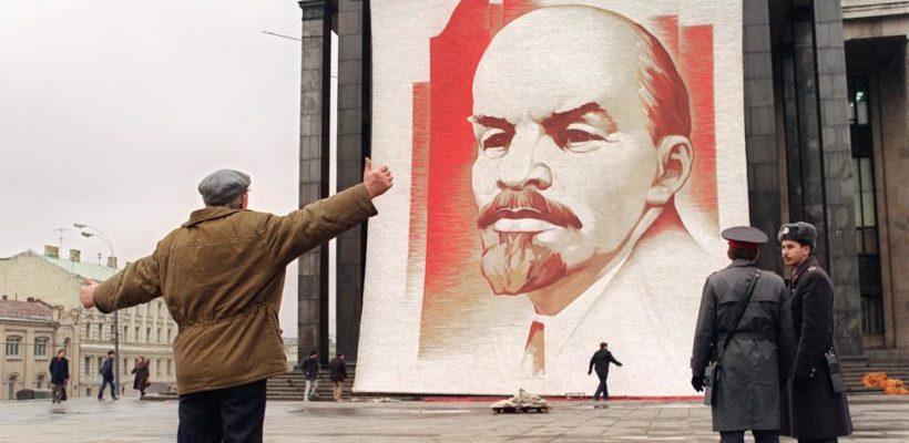 В.Я. Гросул: «Слово о В.И. Ленине»