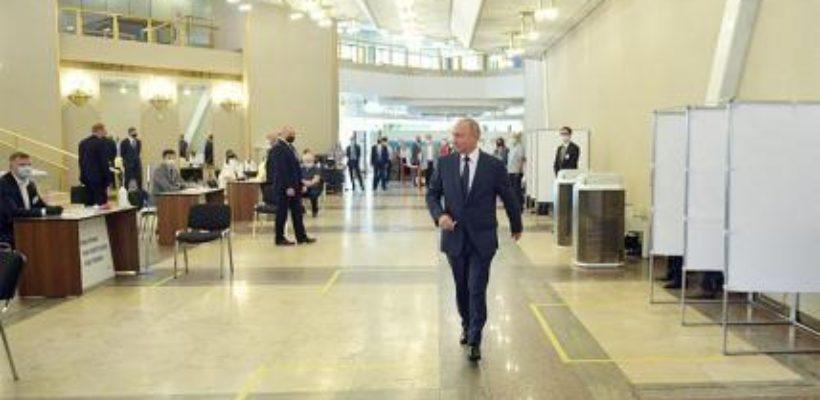 Сергей Обухов - «Свободной прессе»: Кремль по итогам голосования по поправкам к Конституции поставил президента в уязвимое положение