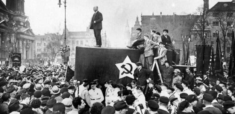 В день борьбы с фашизмом важно вспомнить, что самыми принципиальными противниками и первыми жертвами фашизма были коммунисты