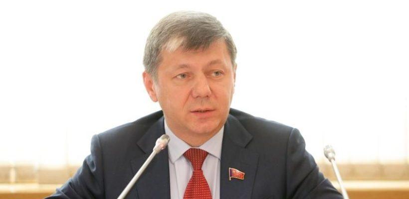 Д.Г. Новиков: «Ликвидация нищеты. Устойчивое развитие. Ответственность партий»