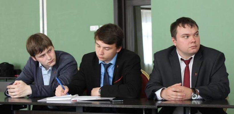 Д.Г. Новиков принял участие в открытии двадцать второго потока слушателей Центра политической учёбы