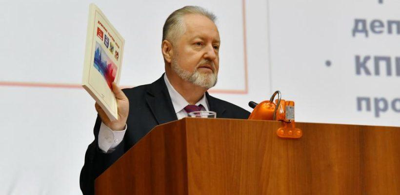 Сергей Обухов - «Свободной прессе»: Ну проживет страна неделю в режиме «стол-компьютер-туалет-кровать-телевизор» — а дальше?