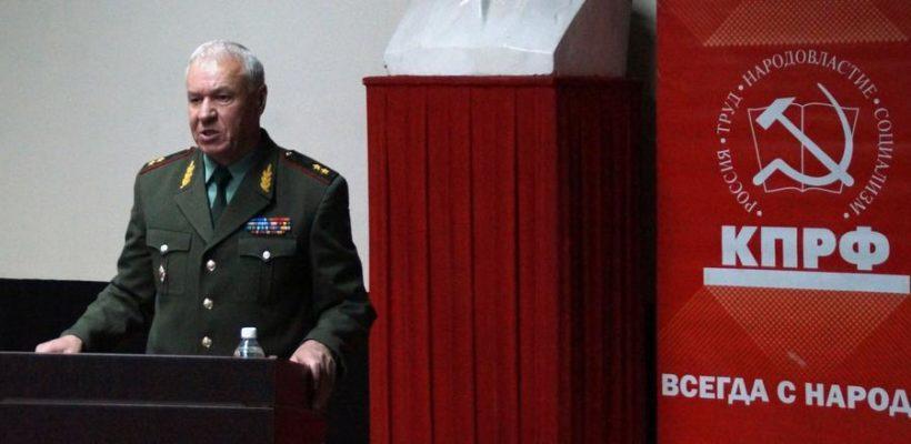 Генерал-лейтенант В.И. Соболев: К 75-летию Великой Победы
