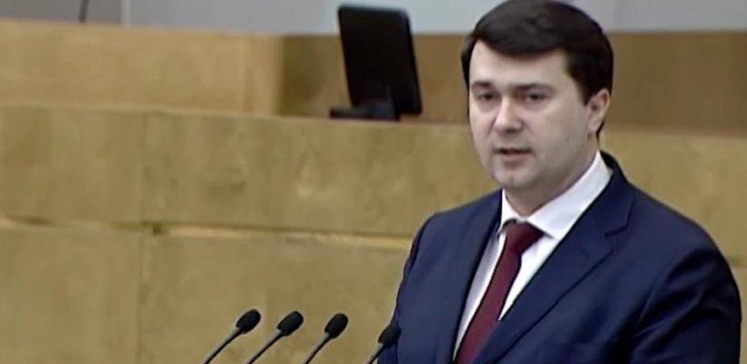 Олег Лебедев внёс законопроект, который защищает граждан, вынужденных приобрести жильё в ипотеку