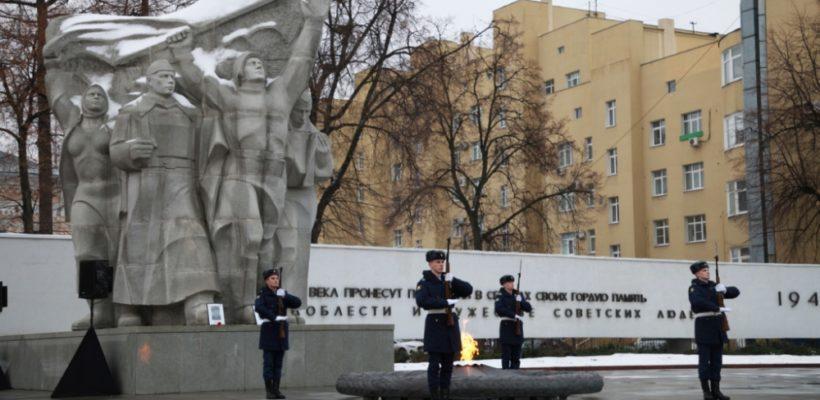Депутаты Рязанской городской Думы почтили память защитников Сталинграда