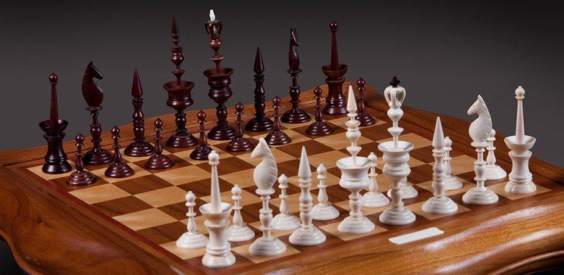 Курс по шахматам. Урок 5