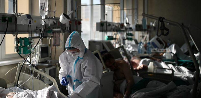 Число заразившихся коронавирусом в России превысило 3,5 млн