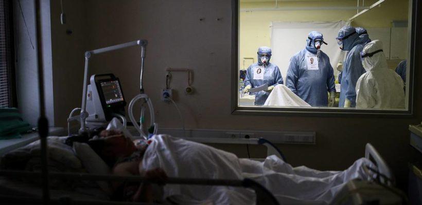 Число умерших от коронавируса в России превысило 80 тысяч человек