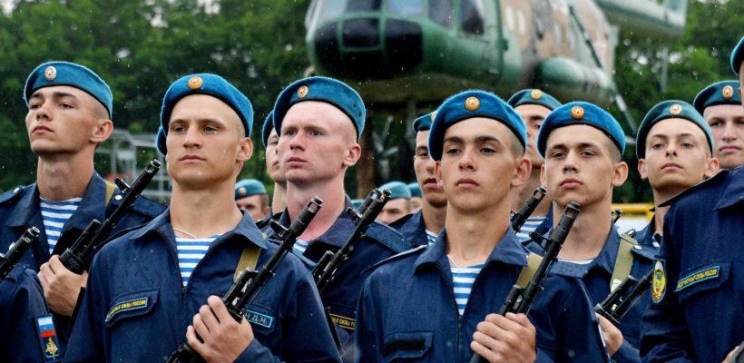 """90 лет """"крылатой пехоте"""". Поздравление Дениса Сидорова с Днём ВДВ"""