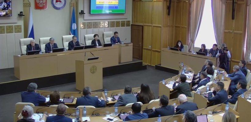При рассмотрении конституционных поправок в региональных заксобраниях депутаты-коммунисты проявили дисциплинированность, сплочённость и твёрдость