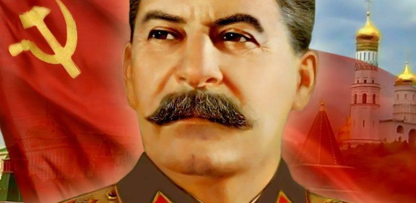 """Равнение на Сталина!"". Видеоклип русского барда Александра Харчикова"
