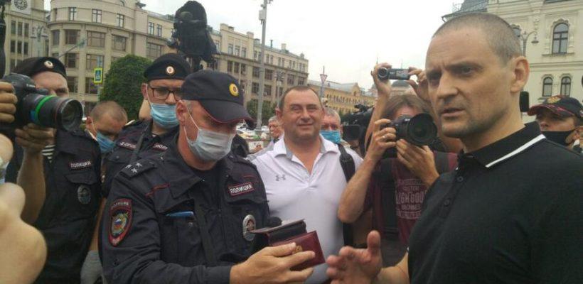 Арест Сергея Удальцова незаконен и политически мотивирован