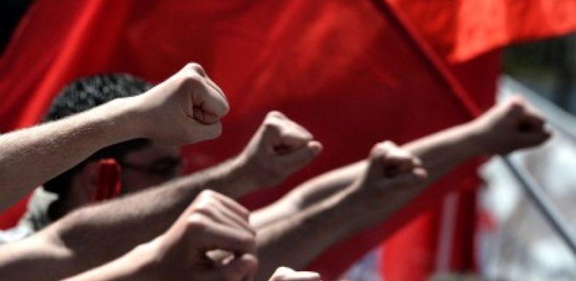 Первомай зовёт к борьбе за права народа! Обращение Центрального Комитета КПРФ